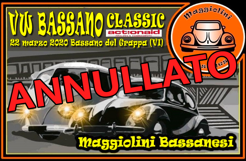 VW Bassano Classic Maggiolini Bassanesi